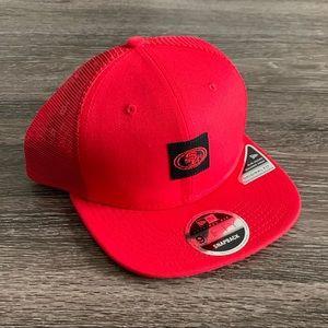 New Era San Francisco 49ers Shanahan Trucker Hat